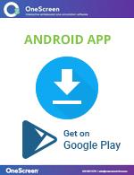 OneScreen Attendance Android App