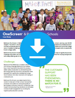 OneScreen & Baltimore City School