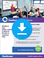 OneScreen EShare Sales Sheet
