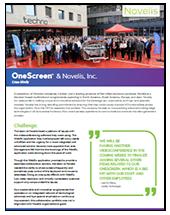 OneScreen & Novelis, Inc.