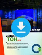 OneScreen Wall - Vietnam TQH Testimonial