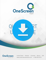 OneScreen Hype Quick Start User Guide