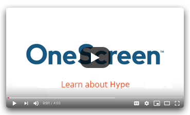 OneScreen Hype